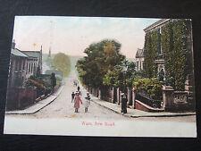 Ware nr Welwyn Garden City, Sawbridgeworth, New Road, PC by Harrallence Ware1905
