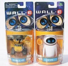 cartoon film Eve Wall E Walle Robot Toy Wall-E minor figures Figura