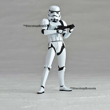 STAR WARS - Revoltech REVO No.002 Stormtrooper Episode V Action Figure Kaiyodo