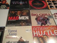 SOUNDTRACK COLORED VINYL LIMITED EDITIONS SUPERFLY GUMP HIGH FIDELITY 30 LP SET