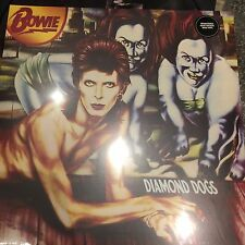 DAVID BOWIE 'DIAMOND DOGS' 'REMASTERED' 180g VINYL LP - NEW AND SEALED