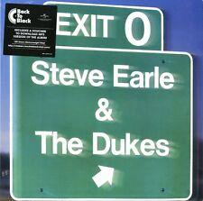 EARLE STEVE AND THE DUKES EXIT 0 VINILE LP 180 GRAMMI NUOVO SIGILLATO !!