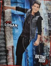 LOGAN HENDERSON - A2 Poster (XL - 42 x 55 cm) - Big Time Rush Clippings Sammlung