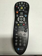 ONE (1) AT&T UVERSE BLACK REMOTE CONTROL S10-S4 NEWEST VERSION! L@@K!