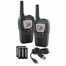 Cobra mt645 2 voie talkie walkie Radios Twin Pack MT 645