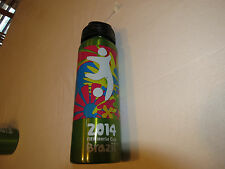 FIFA World Cup Brazil 2014 stainless steel bottle green Cup Beverage 20 fl oz