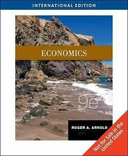 Economics by Roger A. Arnold (Paperback, 2009)