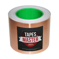 """4"""" x 36 yds (100mmx33m) Copper Foil Tape /EMI Conductive Adhesive /Ship from USA"""