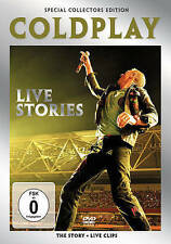 Coldplay - Live Stories, Very Good DVD, Coldplay,