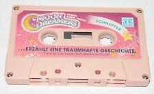 Moondreamers Schnupper erzählt eine traumhafte Geschichte Kassette MC Vintage