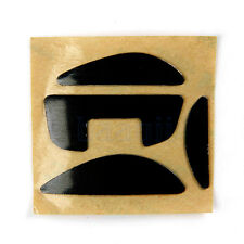 0.6mm Black PTFE Games Gaming Mouse Feet Sliders Pads for Logitech G700/G700S MA
