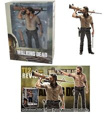 -= ] MCFARLANE - The Walking Dead Tv Serie Rick Grimes Deluxe Figure 25cm. [ =-