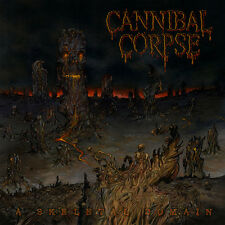 CANNIBAL CORPSE A SKELETAL DOMAIN CD NEW