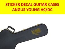 ANGUS YOUNG DEVIL STICKER GUITAR CASES VISIT OUR STORE WITH MANY MORE MODELS