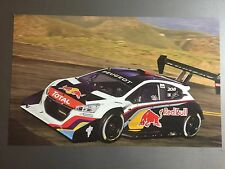 2014 Peugeot 208 T16 WRC Rally Coupe Race Car Print, Picture, Poster RARE!! L@@K