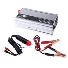 1200W Car DC 12V to AC 110V Power Inverter Charger Converter for Electronic US
