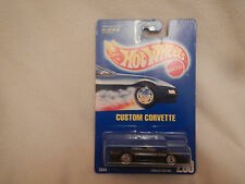 1991 Hot Wheels Custom Corvette #200