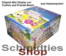YooHoo and Friends Beach - Serie 1 - 48er Display (Neu & OVP) Top Angebot!