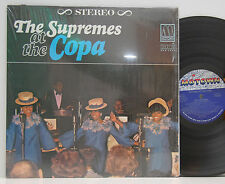 The Supremes        At the Copa         Motown      DG       USA        NM # 54