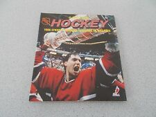 O PEE CHEE 1986 HOCKEY  STICKER ALBUM
