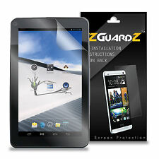 "1X EZguardz LCD Screen Protector HD 1X For iView SupraPad 910TPC 9"" Tablet"