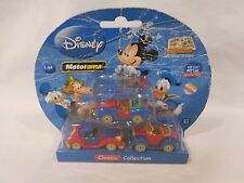 Disney Classic Collection Mickey, Donald, Goofy Motorama 1:64 Scale Diecast Car