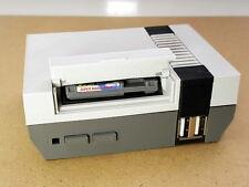 Megabit NES Case - Daftmike kit compatible NES Nintendo - For Raspberry Pi 3b