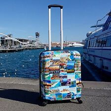 Cabin Max Icon - ABS Lightweight Luggage Suitcase Travel Trolley Carry-on Cab...