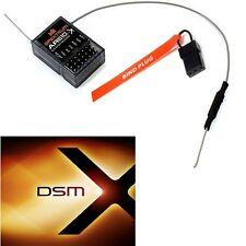 Spektrum AR610 6-Channel DSMX Aircraft Receiver w/ Bind Plug SPMAR610 : DX7S