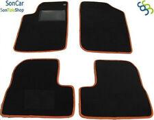 PEUGEOT 206 cc TAPPETI tappetini in moquette per AUTO su MISURA + 4 block!