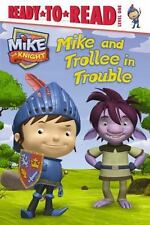 Mike and Trollee in Trouble (Mike the Knight)-ExLibrary