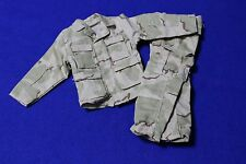 12 inch or 1/6th scale Toy Action Figure US Desert Uniform