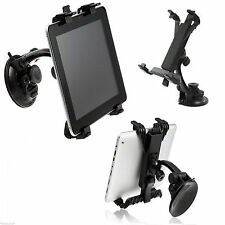 CAR HOLDER MOUNT for SAMSUNG GALAXY TAB 3 4 S P5200 T800 T530 WINDSCREEN 360