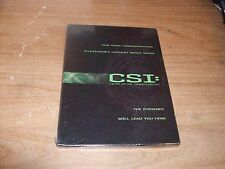 CSI: Crime Scene Investigation For Your Consideration (DVD 2003) TV Show NEW