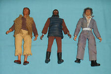 vintage Mego Planet of the Apes pota ASTRONAUT & PETER BURKE & SOLDIER APE LOT