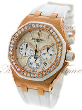 Audemars Piguet Royal Oak Offshore Diamond Ladies Watch R/G 26048OK.ZZ.D010CA.01