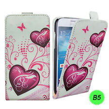 STYLISH FASHIONABLE LEATHER FLIP WALLET CASE COVER SKIN FOR VARIOUS MOBILE PHONE