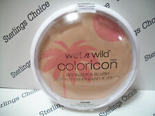 Wet N Wild ColorIcon Bronzer & Blush Ltd Ed #34296 Hold Me Close