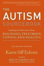 The Autism Sourcebook: Everything You Need to Know About Diagnosis, Tr-ExLibrary
