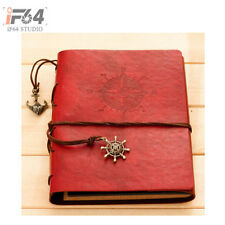 Vintage Book Photo Album 120 photos for Fujifilm INSTAX MINI film paper 7 8s 90