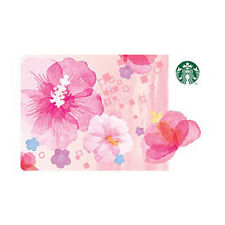 Starbucks Korea Gift Cards 2015 Rose of Sharon Card - No Other Value