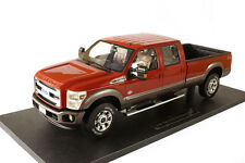 #217085 - MODEL - 777 FORD f-350 King Ranch-ROSSO - 2016 - 1:18