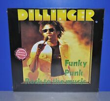 Dillinger Funky Punk / Rock to the music D '79 Bellaphon 1st still sealed Vinyl