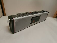 Vintage Sony CFS-FM7 Cassette Recorder Player Radio Boombox Portable Rare Japan
