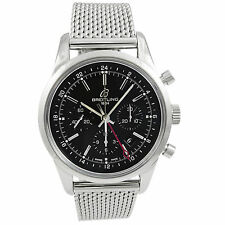 Breitling Transocean Ltd. Ed. Chronograph GMT Men's Watch AB045112/BC67