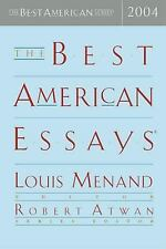 Best American Essays 2004 edited by Louis Menand, VGC Paperback