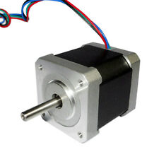 New 1.8 Degree 42mm 2 Phase Hybrid 12V Stepper Motor NEMA17 For 3D Printer CNC