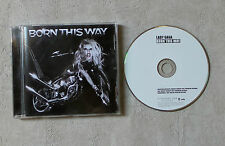 "CD AUDIO INT/ LADY GAGA ""BORN THIS WAY"" 2011 STREAMLINE RECORDS"