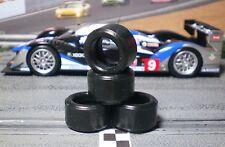 1/32 URETHANE SLOT CAR TIRES 2pr PGT-20124LM fits SCALEXTRIC Peugeot Porsche LMP