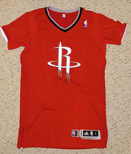 Chandler Parsons 2013 NBA Christmas Day Game Worn Short Sleeve Jersey - Rockets